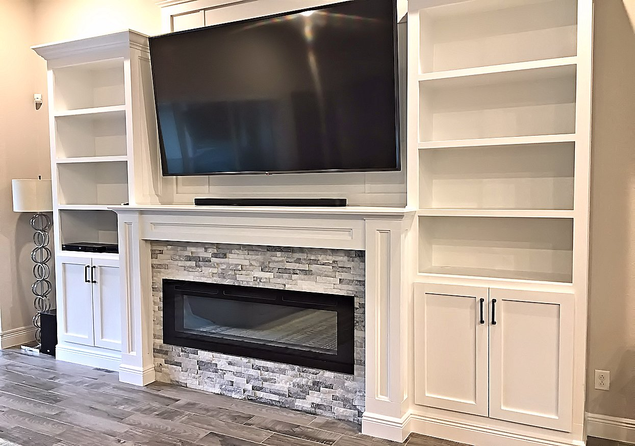 Wesley's Crown Molding and Wall Trim Carpentry