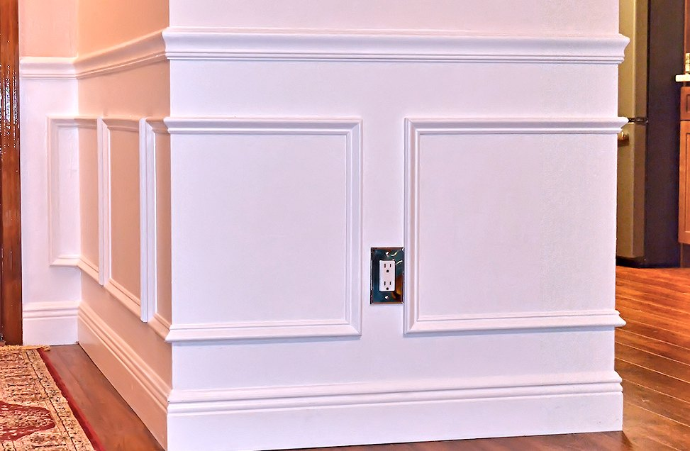 Wall Trim and Molding